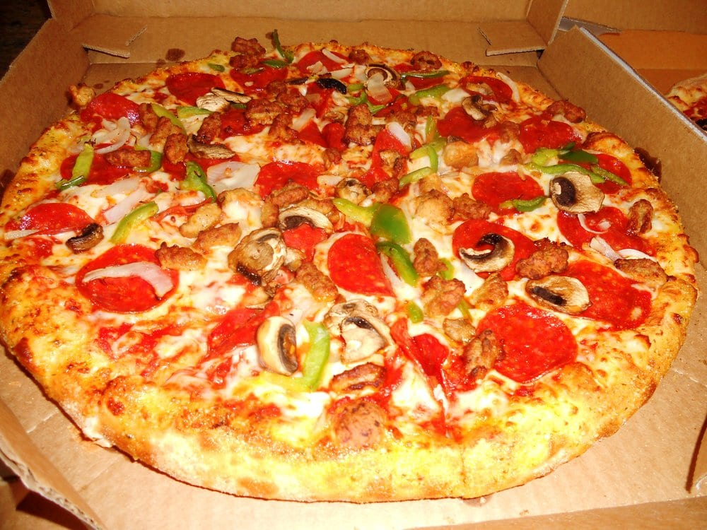 Domino s pizza 10 reviews pizza 7259 manchester rd - Dominos pizza paterna ...