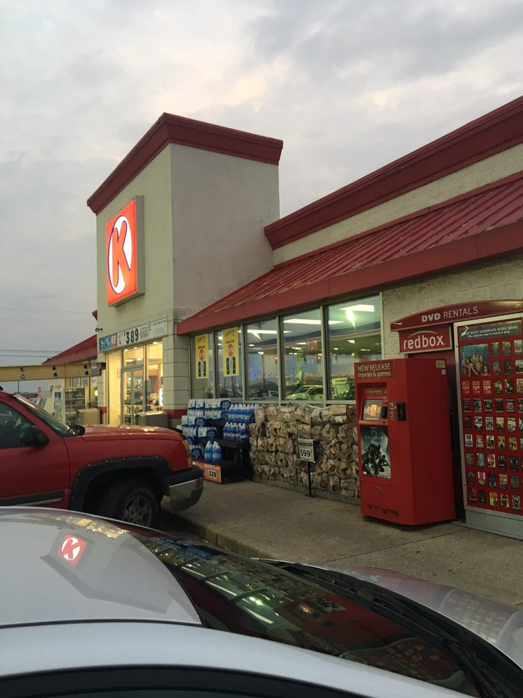 Circle K: 5065 S Walnut St, South Bloomfield, OH