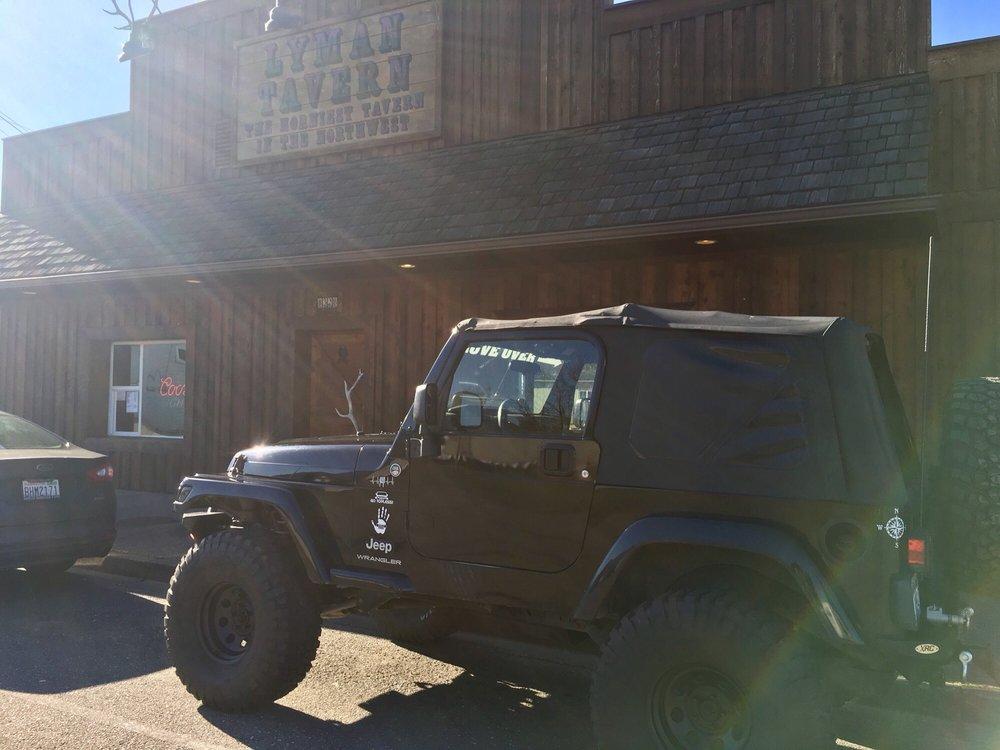 Lyman Tavern: 8328 S Main St, Lyman, WA