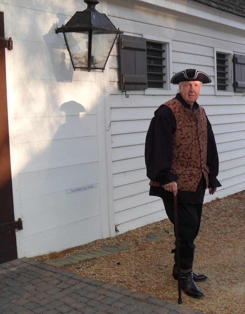 Spooks and Legends Haunted Tours: W Duke Of Gloucester St, Williamsburg, VA