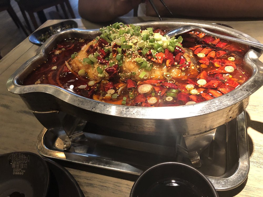 Sichuan Kungfu Fish - Order Food Online - 512 Photos & 199