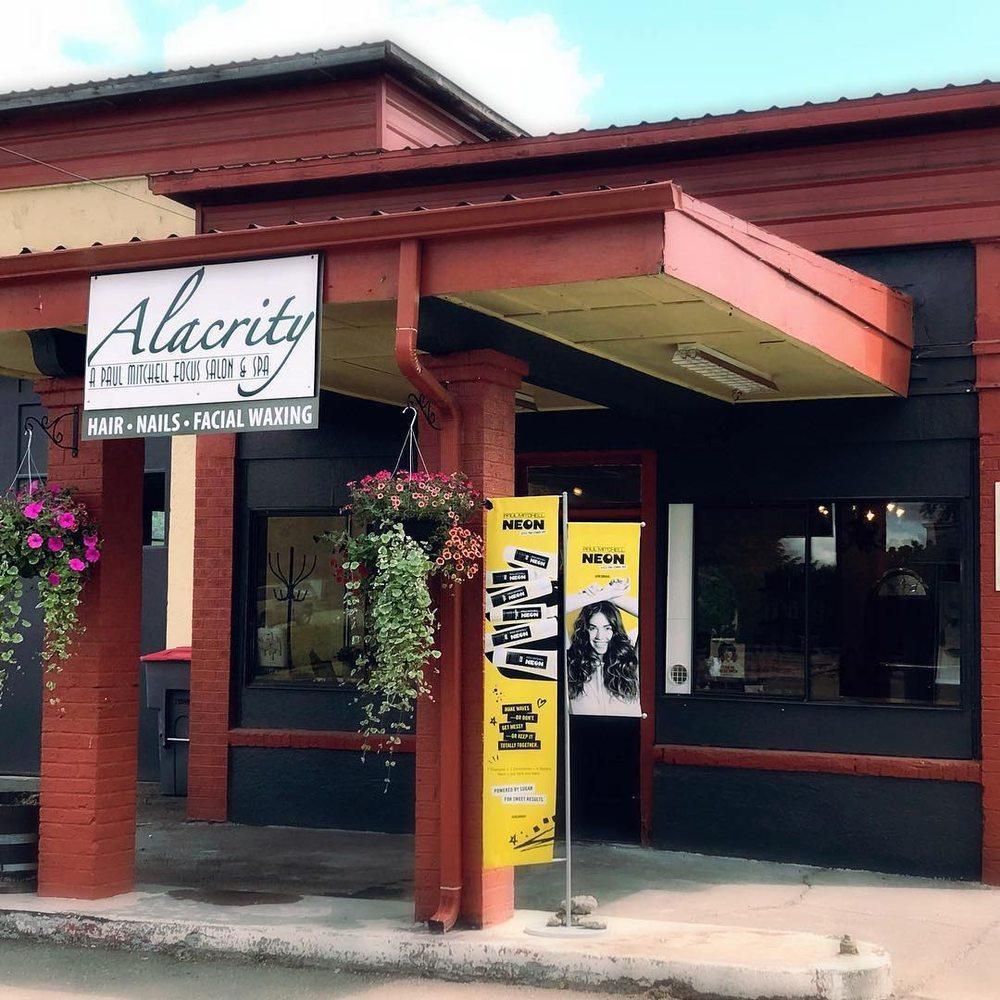 Alacrity Salon & Spa: 216 Ferry St, Dayton, OR