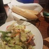 Beautiful Photo Of Olive Garden Italian Restaurant   Eatontown, NJ, United States.  Salad Is