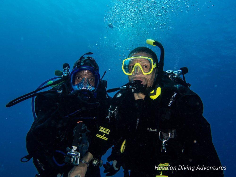 Social Spots from Hawaiian Diving Adventures