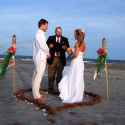 Photo Of A Wedding By The Sea Hilton Head Island Sc United States