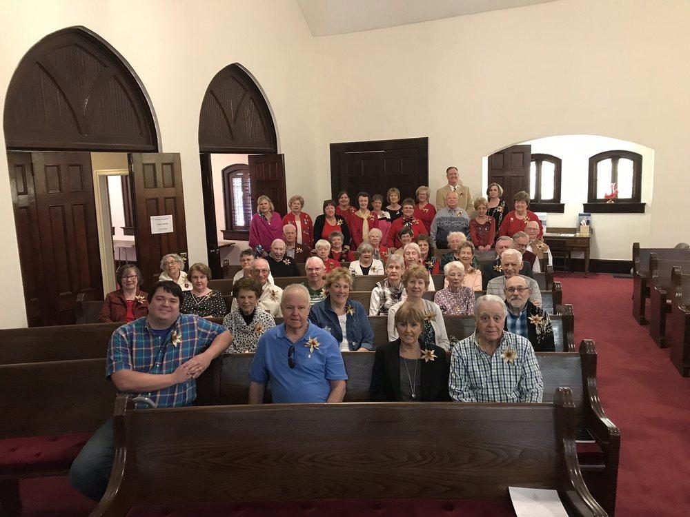 Elloree- United Methodist Churches: S Main St, Elloree, SC