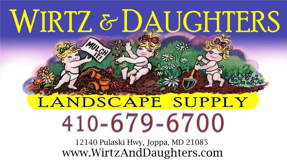 Wirtz & Daughters: 12140 Pulaski Hwy, JOPPA, MD