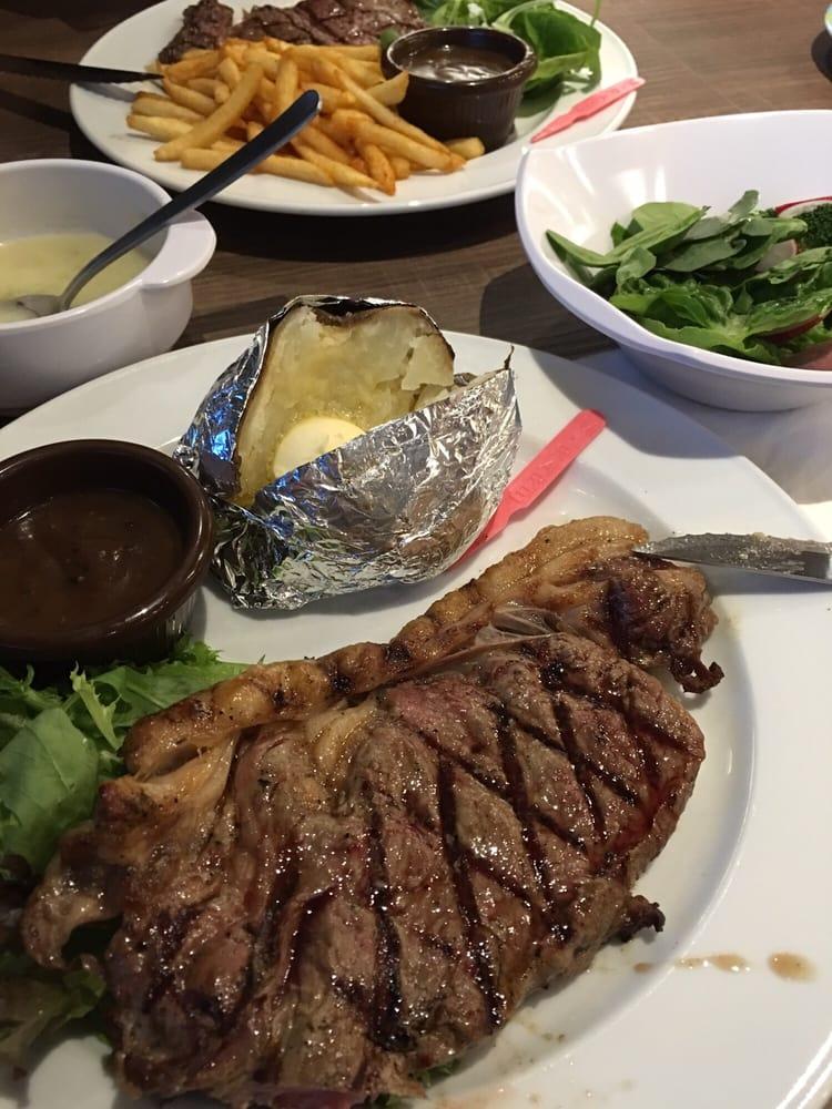 Astons Steak & Salad