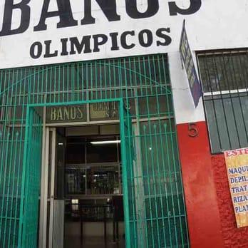 Ba os ol mpicos servicios locales av nuevo leon s n - Banos publicos gay ...