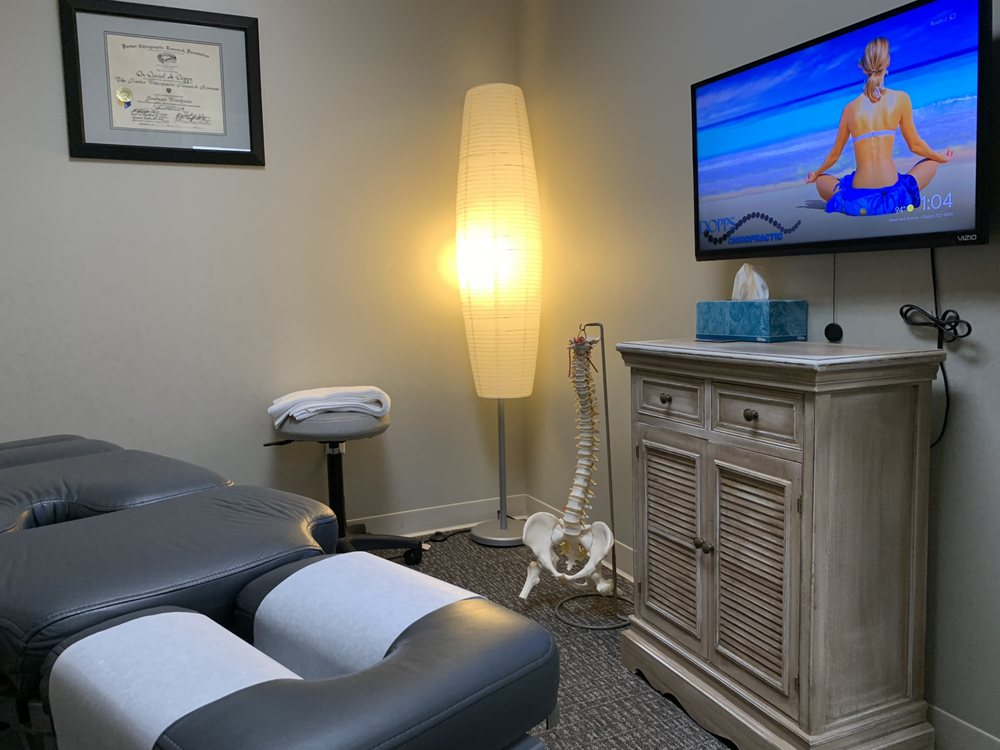 Dopps Chiropractic Clinics: 7011 W Central, Wichita, KS
