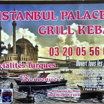 istanbul palace 12 photos kebabs 40 chauss e de l 39 hotel de ville villeneuve d 39 ascq nord. Black Bedroom Furniture Sets. Home Design Ideas