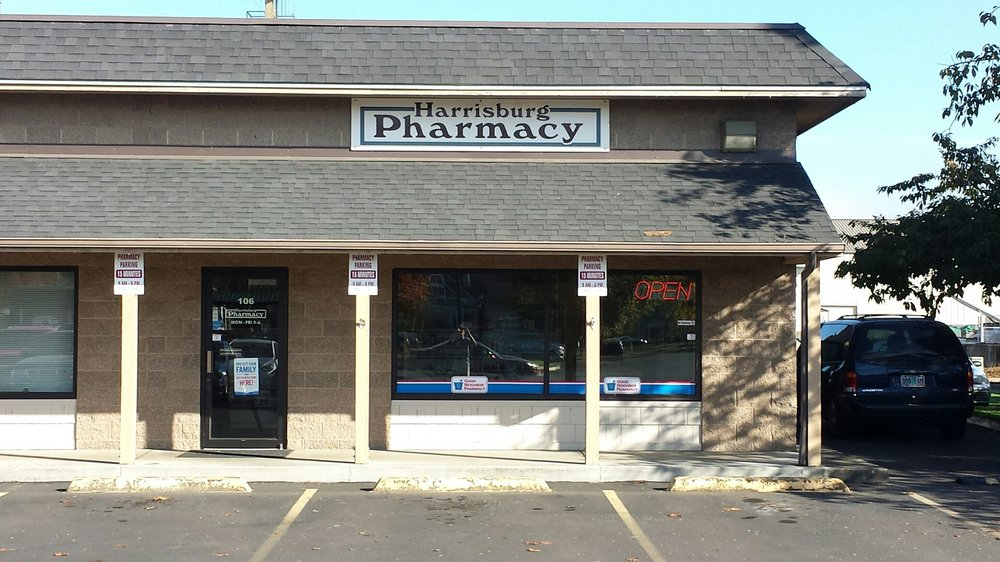 Harrisburg Pharmacy: 230 North 3rd Street Suite 106, Harrisburg, OR