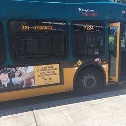 Metro Bus Route 271 - Public Transportation - NE 47th St And