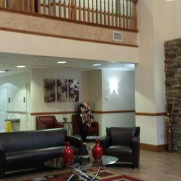Photo Of Red Roof Inn Ocala   Ocala, FL, United States. Lobby Seating