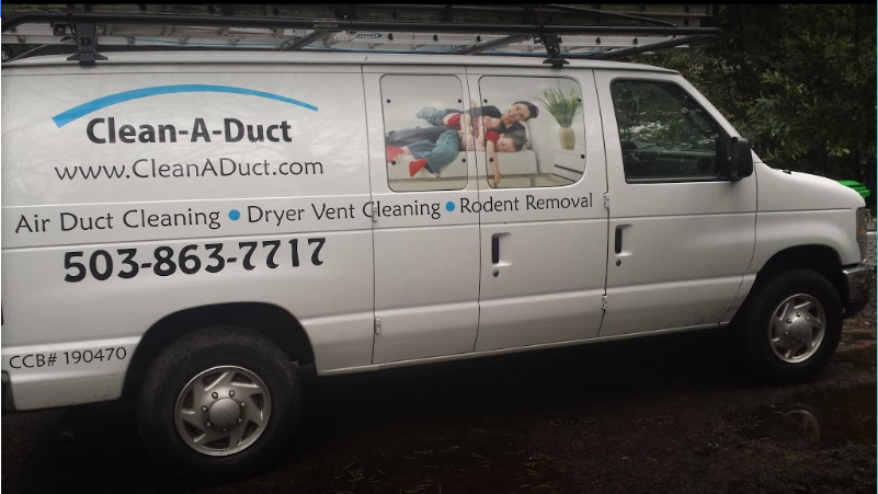 Clean A Duct: 1621 SW Custer St, Portland, OR