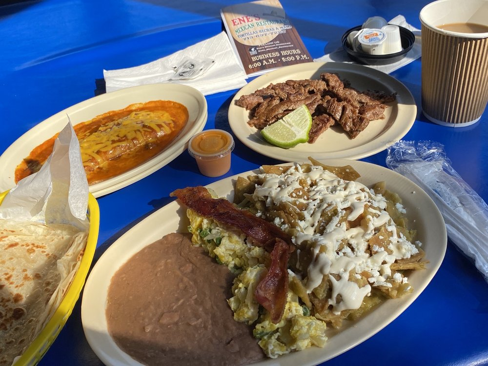 Ene's Mexican Restaurant
