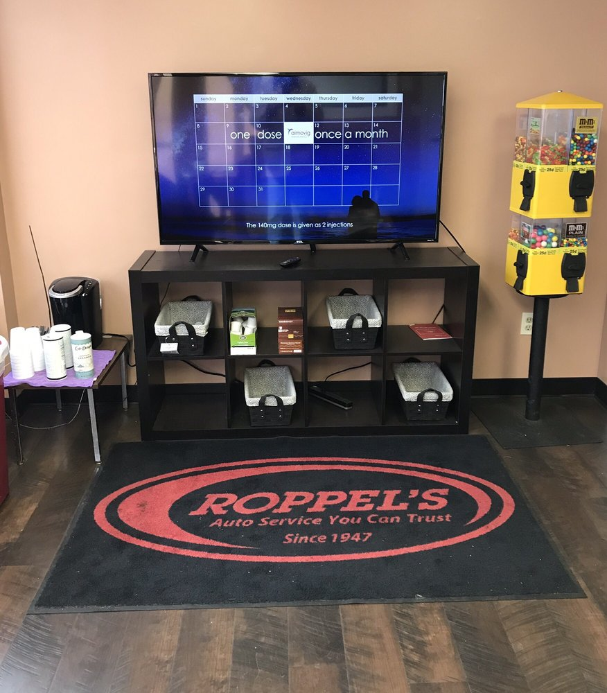 Roppel's Auto Service Centers