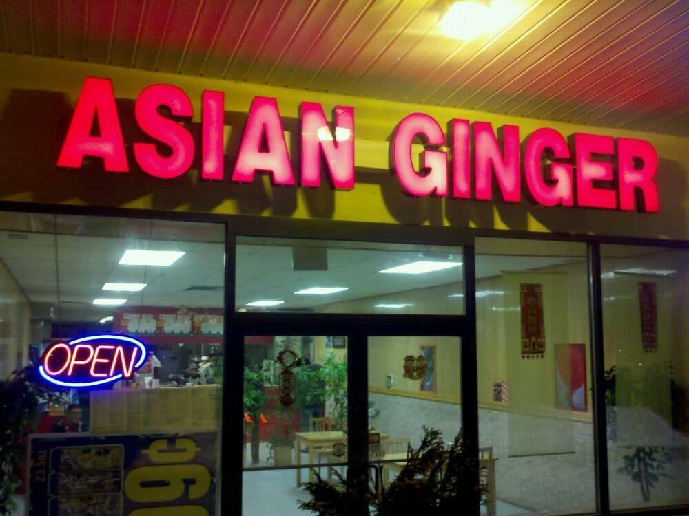 Asian ginger beacon ny