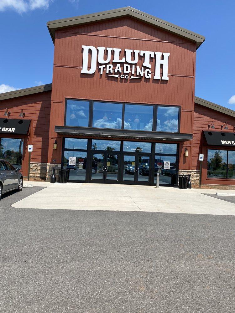 Duluth Trading Company: 100 Angry Beaver Way, Madison, AL