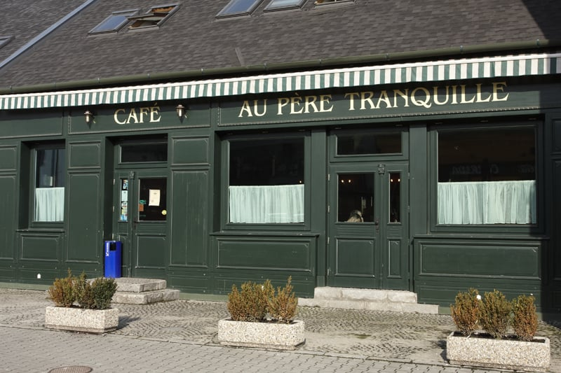 Café Au Père Tranquille