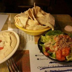 Photo Of Sesame Seed Restaurant Danbury Ct United States Hummus And