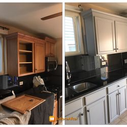 Photo Of Cutting Edge Refinishing   Chicago, IL, United States. Before And  After