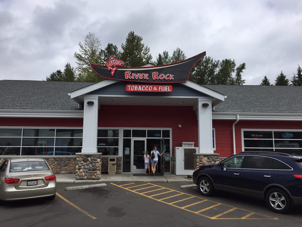 River Rock Tobacco & Fuel: 23704 13th Ave NE, Arlington, WA