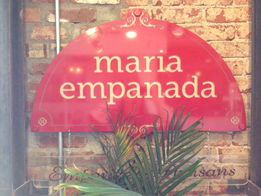 Maria Empanada - Denver, CO, United States. Won't be long now before the franchise happens!