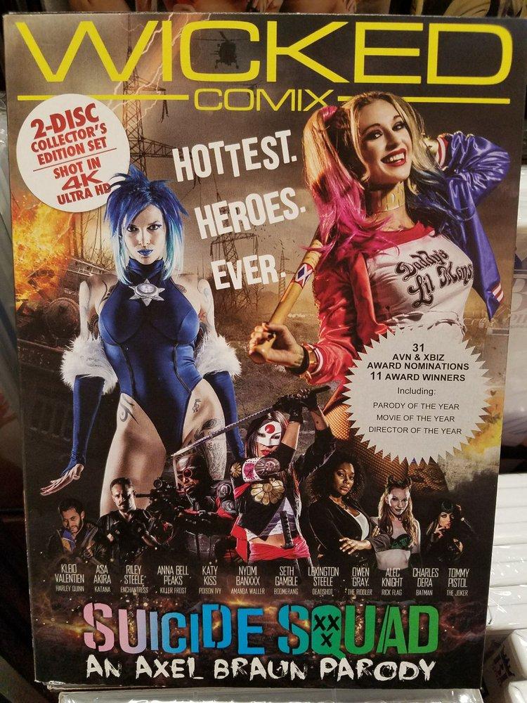Power girl porn supergirl