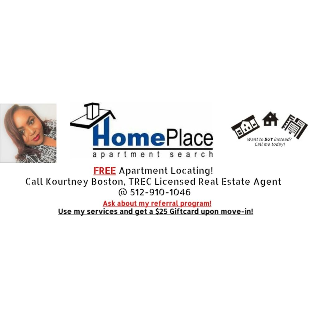 Kourtney Boston - HomePlace Apartment Search