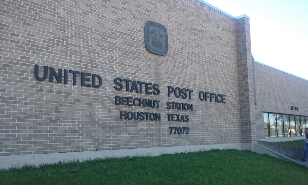 United states postal service 16 reviews post offices - United states post office phone number ...
