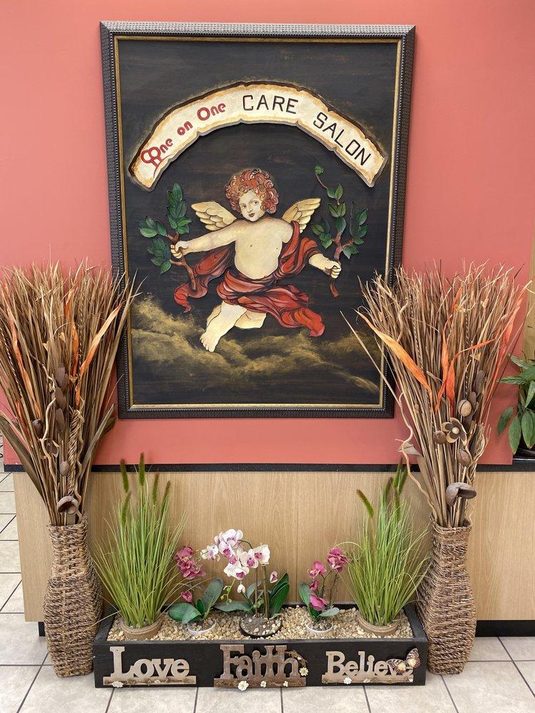 One on One Care Salon: 3356 Western Branch Blvd, Chesapeake, VA