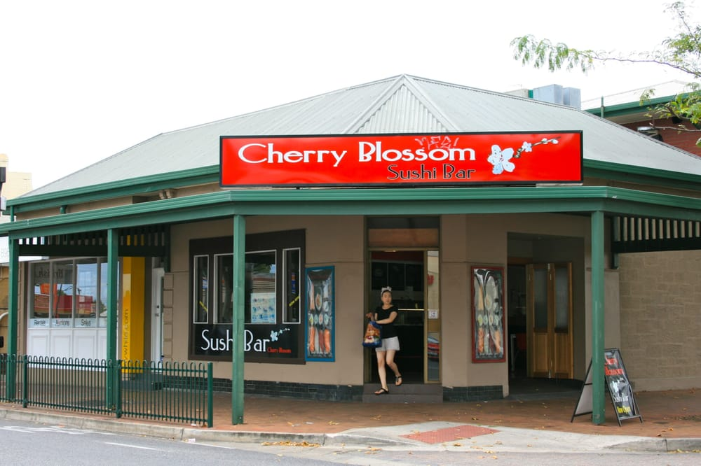 Cherry blossom sushi bar fast food 168 henley beach rd for Food bar 168
