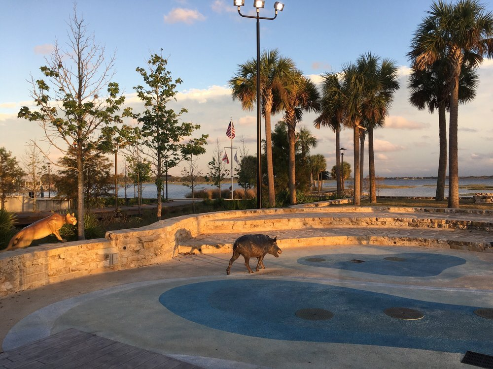 Kissimmee Lakefront Park