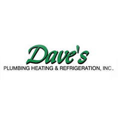 Dave's Plumbing Heating & Refrigeration: 105 3rd St, Rose Creek, MN