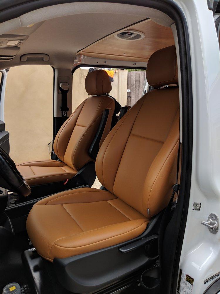Ok Van Auto Upholstery