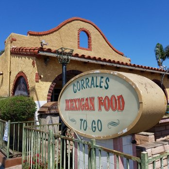 Corrales Mexican Food To Go Ventura Ca