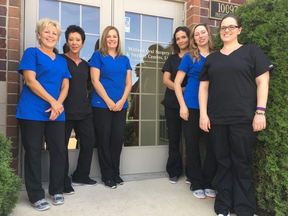 Midland Oral Surgery and Implant Centers: 10097 W Lincoln Hwy, Frankfort, IL