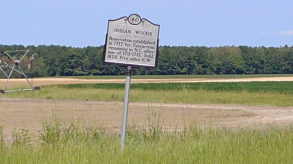 Indian Woods Farm: 604 Broad Neck Rd, Windsor, NC