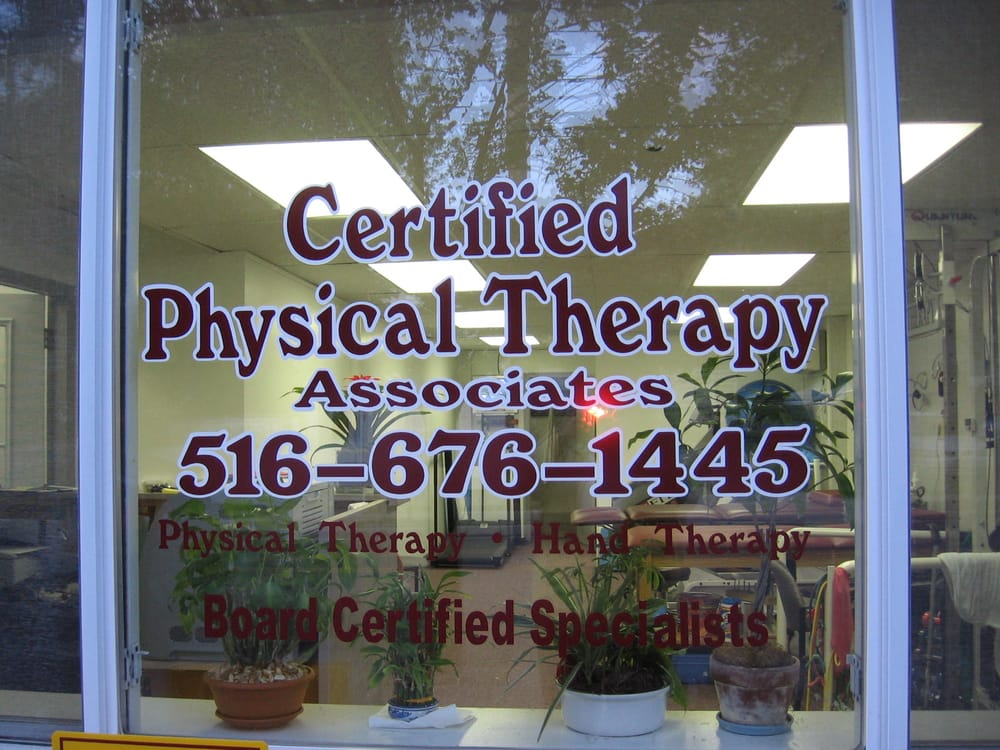 Certified Physical Therapy: 136 Glenwood Rd, Glenwood Landing, NY