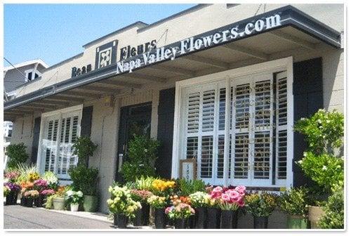 Beau Fleurs Napa Valley Flowers: 1508 Silverado Trl, Napa, CA