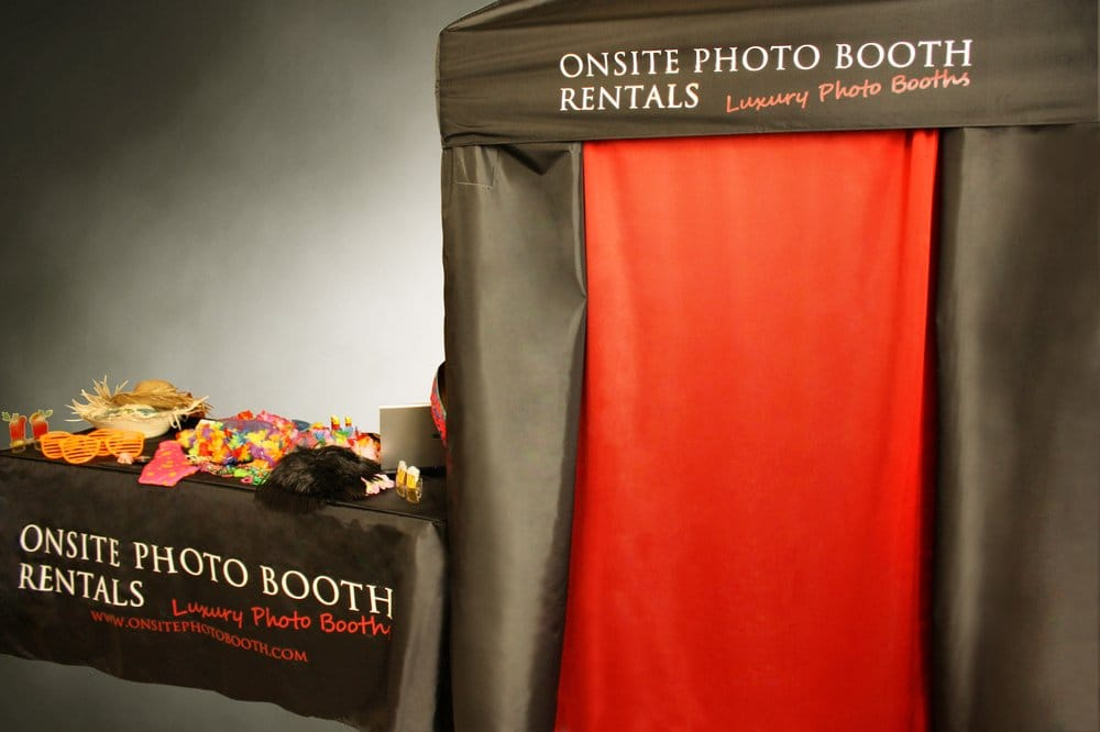 Onsite Photo Booth Rentals: New Albany, IN