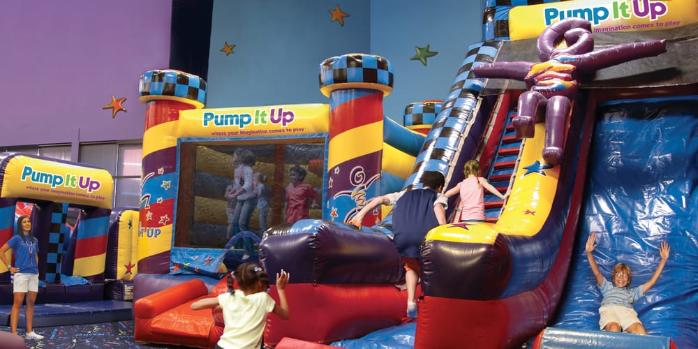 Pump It Up Of Chalfont Party Amp Event Planning Colmar