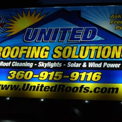 Photo Of United Roofing Solutions   Olympia, WA, United States