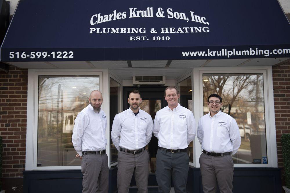 Charles Krull & Son, Inc. Plumbing & Heating: 34 Church St, Malverne, NY