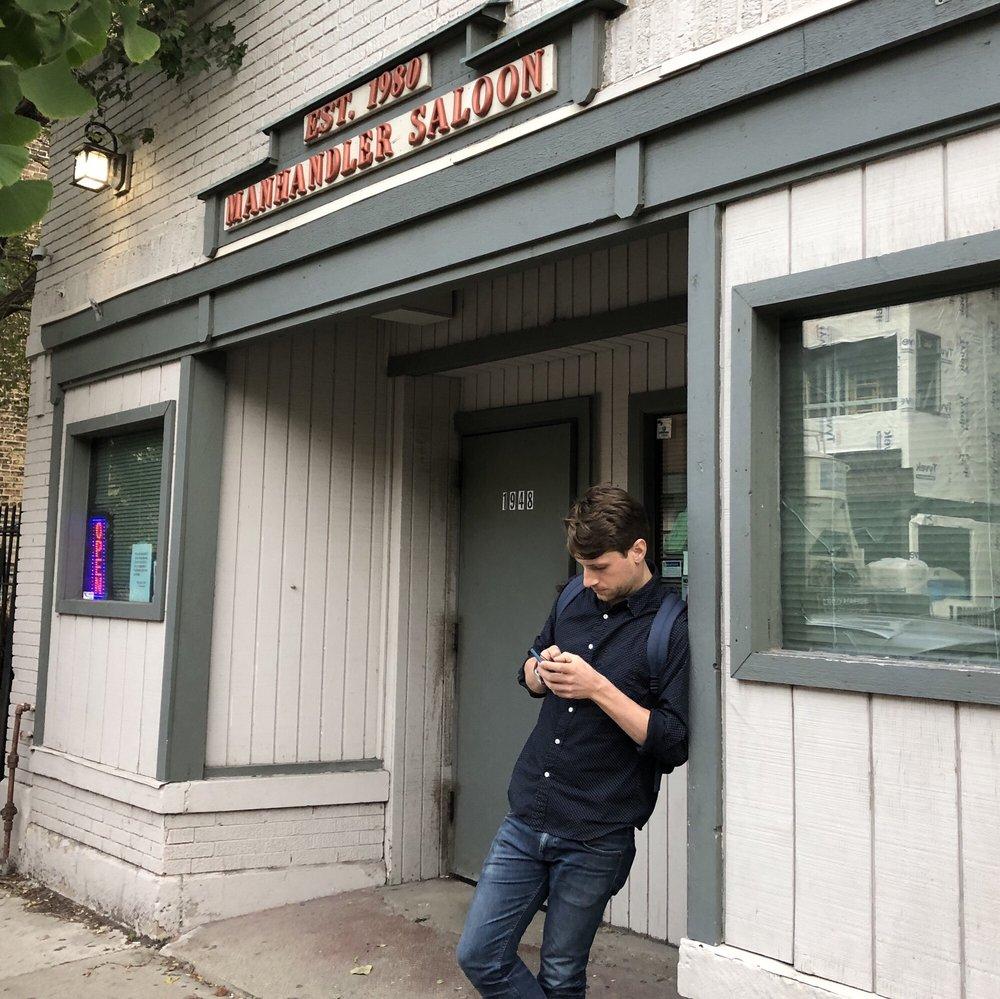 Manhandler Saloon: 1948 N Halsted St, Chicago, IL
