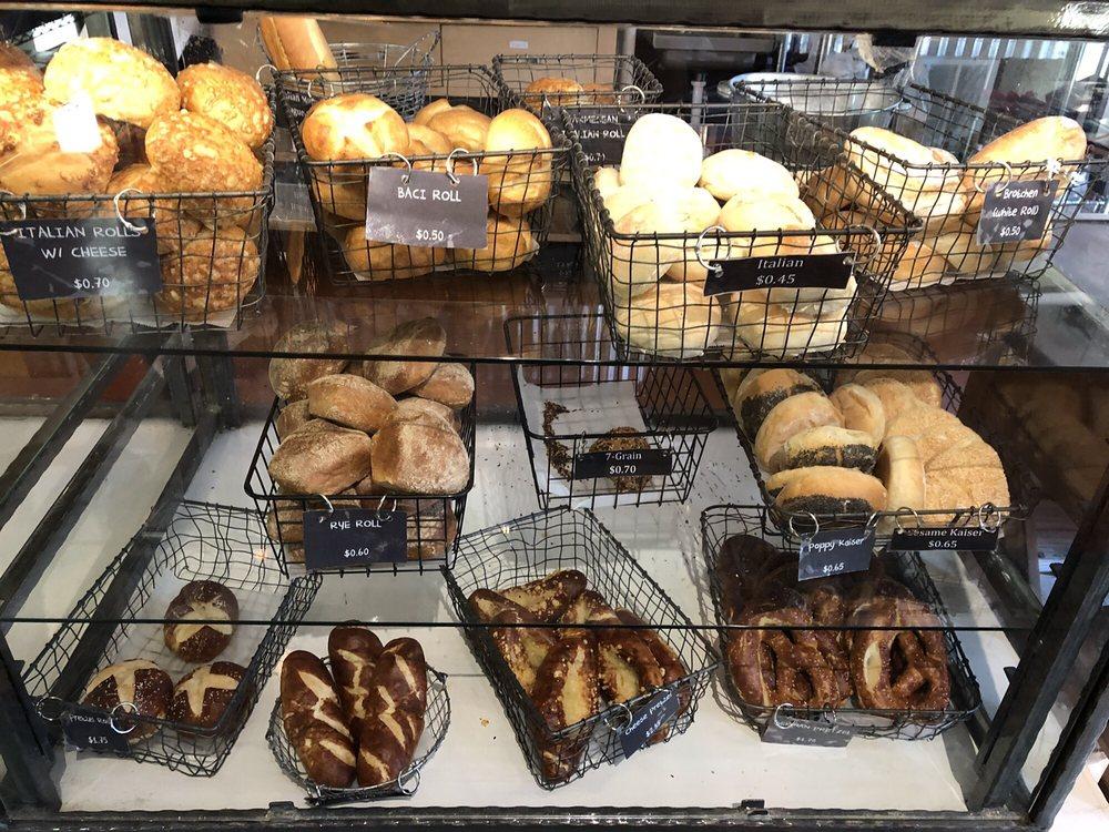 Social Spots from Vosen's Bread Paradise