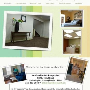 Photo Of Knickerbocker Properties   Philadelphia, PA, United States.  Website Of Knickerbocker Properties