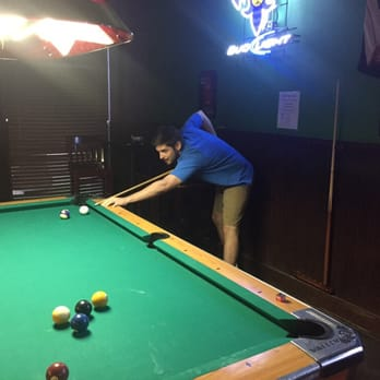 Photo Of Rickochet Billiards   Lake Jackson, TX, United States. My Husband  Playing