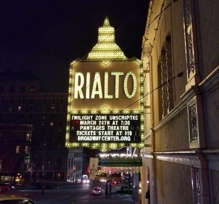 Rialto Theatre In Tucson Az Tucson Az Rialto Theatre Mapquest